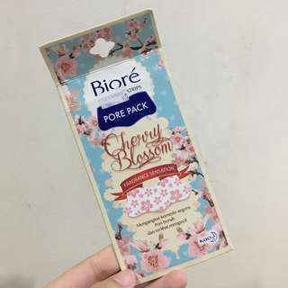 Biore Pore Pack (scented) 3pcs