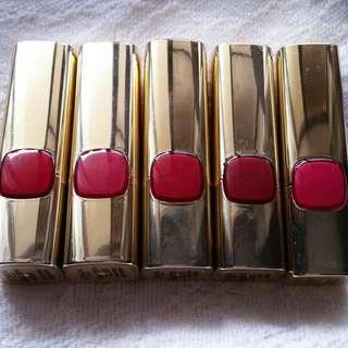 L'OREAL PARIS Lipstick Bundle (Original)