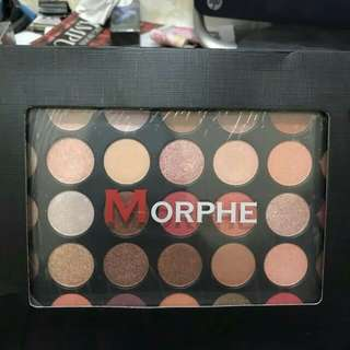 Morphe eyeshadow 35 color