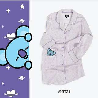 [PRE] BT21 Pajamas Dress