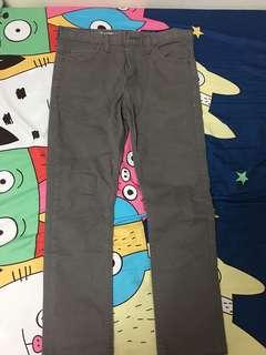 Dickies 鐵灰工作褲