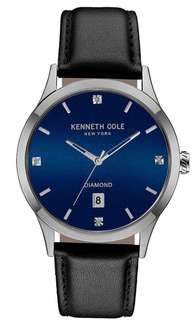 BRAND NEW KENNETH COLE Men's Crystal Watch, 42mm