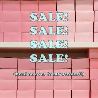 BRANDED ITEMS BELOW 400 !!!! SALE SALE SALE !!!