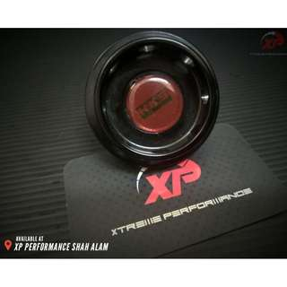 Engine Oil Cap HKS for TOYOTA Black colour