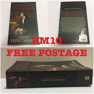 English Novel GREAT EXPECTATIONS Charles Dickens