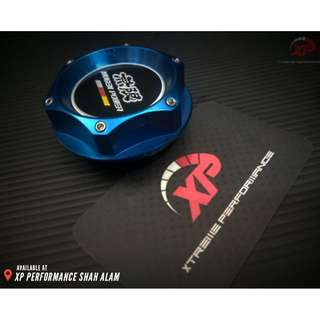 Engine Oil Cap MUGEN POWER for NISSAN Blue Colour