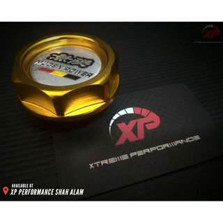 Engine Oil Cap MUGEN POWER For NISSAN Gold Colour