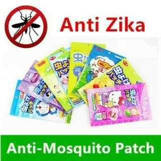 🚚 [033] Cartoon Mosquito Repellent Patch