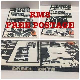 Novel Melayu Lejen Press DABEL DATE