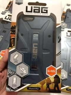Urban Armor Gear UAG Composite Case for iPhone 6 Plus/6S Plus - Slate/Black (Aero)