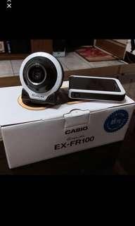 🚚 售 9.8新 Fr100 美顏運動相機
