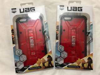 ORIG UAG MAGMA CASE FOR IPHONE 6+/6s+