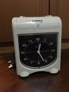 Comix Time Recorder MT-8800