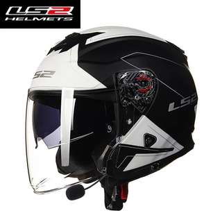 Ls2 Bluetooth helmet