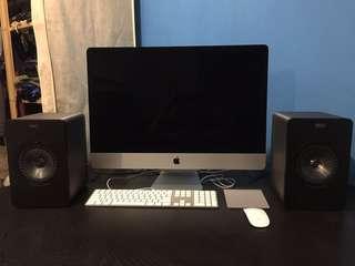 iMac 27 5k display i7