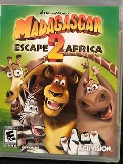 PS3 Madagascar Escape 2 Africa
