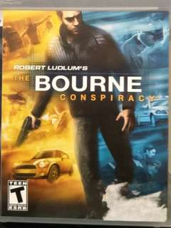PS3 The Borne Conspiracy