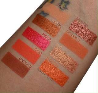 ColourPop SOL Palette
