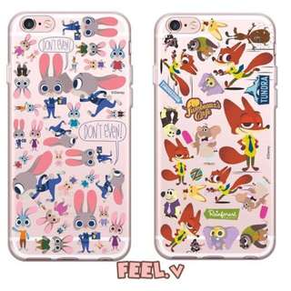 iPhone case Judy Zootopia 優獸大都會 全新