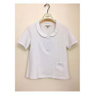 Burberry London  Ladies Knitted T-SHIRT女裝短袖衫 ~Made in Poland波蘭製造