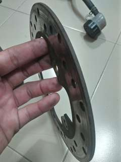 Sportrim & brake set 125zr