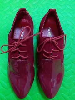 女裝漆皮鞋