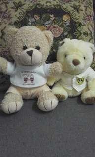 Bear 2pcs set