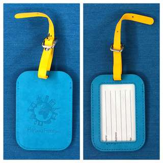 Brand New Harbourfront Nautical Style Luggage Tag