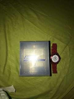 Skechers Red Watch