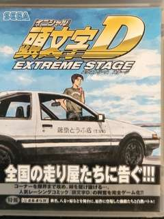 PS3 Initial-D Extreme Stage
