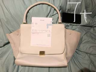 Celine trapeze purchased from Paris