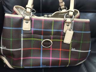 authentic coach(preloved)