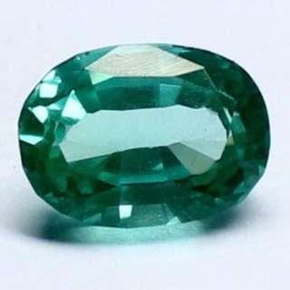 Natural Green Sapphire 綠色藍寶石(祼石)