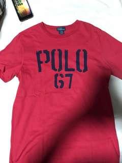Polo by Ralph Lauren Kids Size L Tee