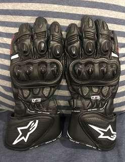 Alpinestars GP PLUS R 賽事手套 長手套 黑色🔥