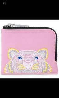 Authentic Kenzo Tiger Zip Wallet