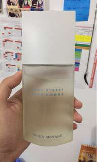 L'EAU D'ISSEY POUR HOMME ISSEY MIYAKE