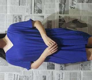 SIANEDER Blue Top/Dress