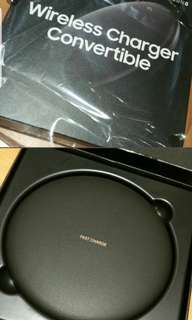 SAMSUNG FAST CHARGING WIRELESS CHARGER *AUTHENTIC*