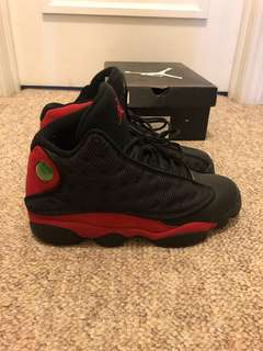 Air Jordan 13 (bred) size 9.5...9/10 condition