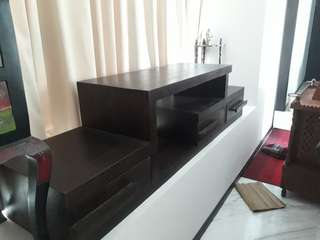 multiple  sheesham wood furnitures. Only 2 months old.