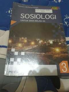 Sosiologi kelas XII