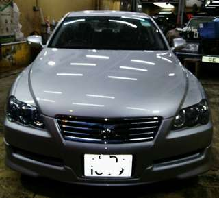 TOYOTA MARK X 2.5 2010