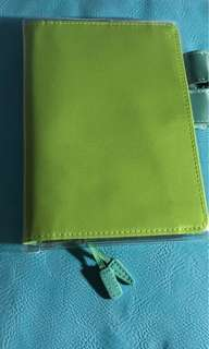 Hobonichi A6 Melon Cover with CoC