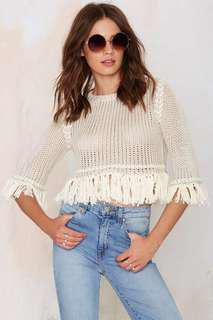 For Love and Lemons Knitz Denver sweater