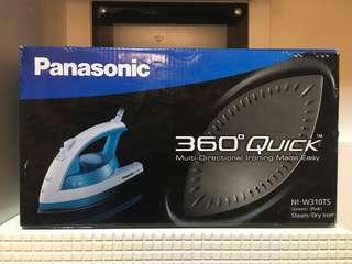 全新Panasonic蒸氣熨斗