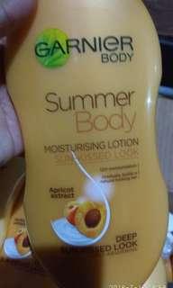 body wash lotions etc