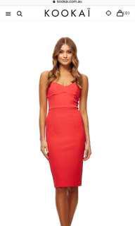 Kookai Bustier Dress