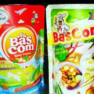 """Bascom """"baso comot"""""""
