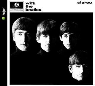 With The Beatles Remastered (stereo) Replica Album re